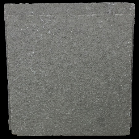 Indian Bluestone & Indigo Blue Limestone Column Caps, wet.